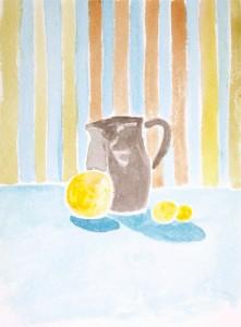 30 minute watercolor
