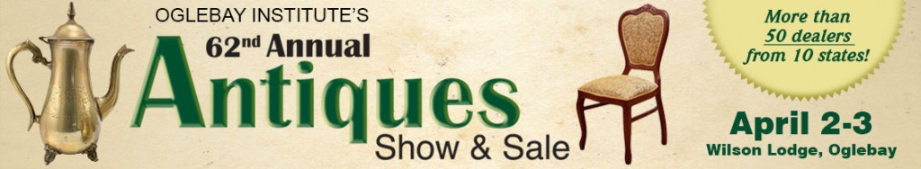 Oglebay Institute's Antiques Show & Sale