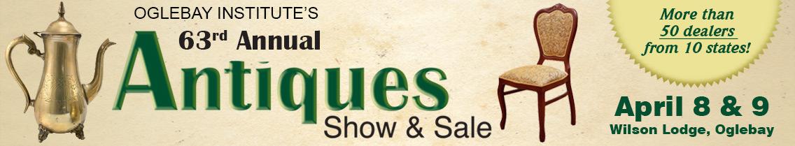 Oglebay Institute's Annual Antiques Show & Sale
