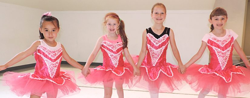 Summer Dance Camps & Intensives - Oglebay Institute's School of Dance