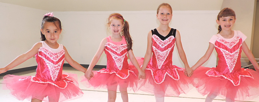 Summer Dance Camps & Intensives - Oglebay Institute's School of Dance