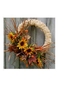 Fall Wreath Craft Workshop