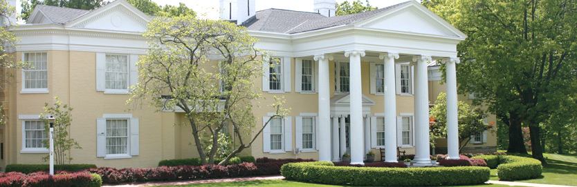 Oglebay Institute's Mansion Museum