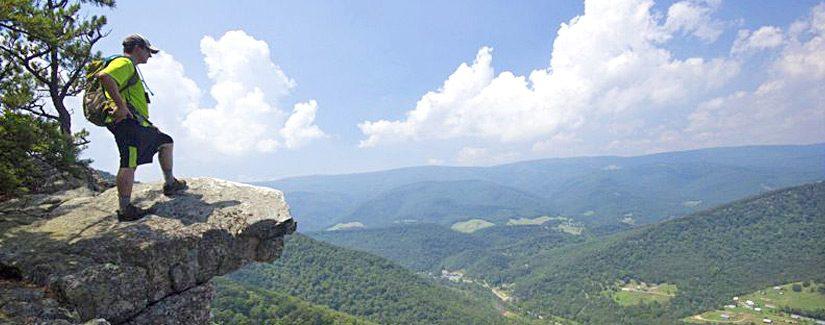 Oglebay Institute's Mountain Camp - Terra Alta, West Virginia