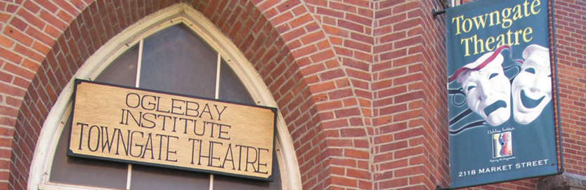 "Oglebay institute's Towngate Theatre keeps the communitiy in ""community theater."""