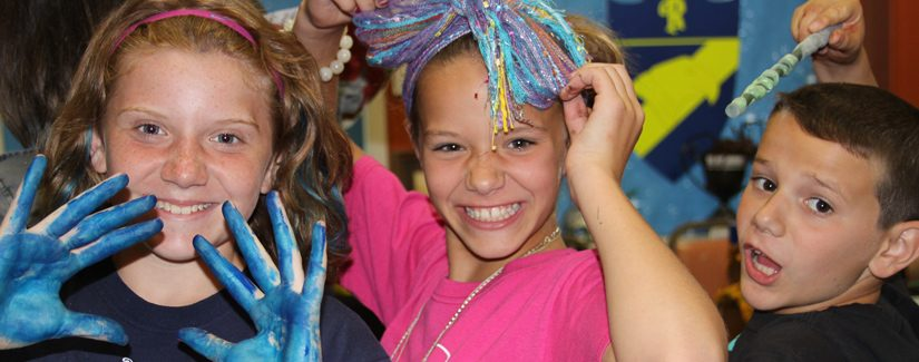 Summer Art Camps - Oglebay Institute's Stifel Fine Arts Center