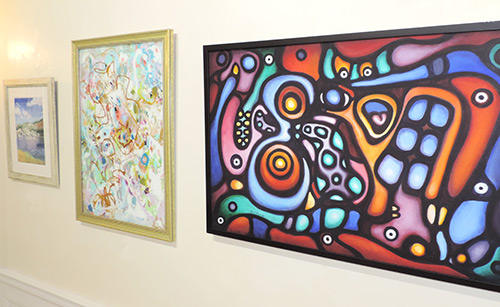 Crosscurrents Art Exhibition