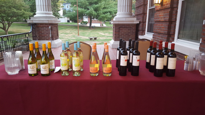 Wine Tasting - Stifel Fine Arts Center