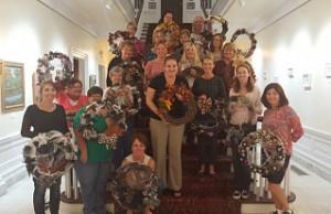 Halloween Wreath Workshop