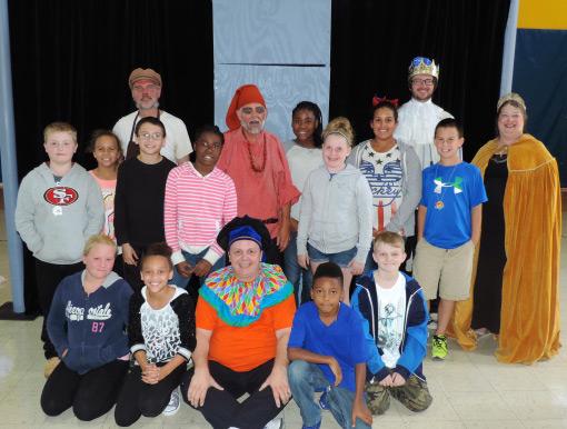 Rumpelstiltskin at Madison School