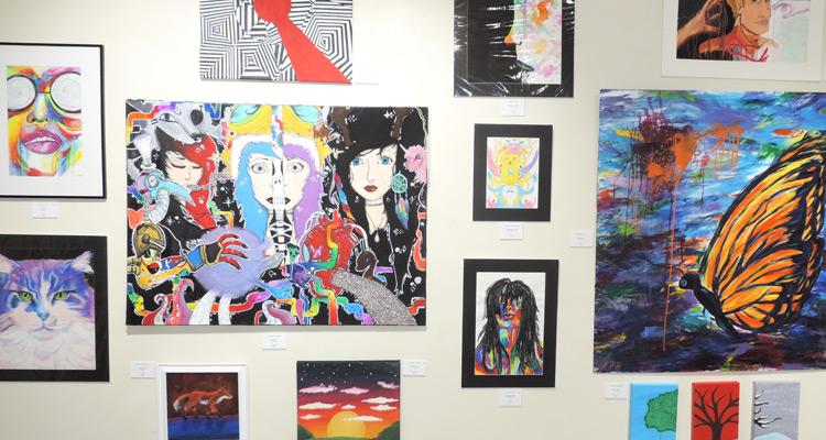 Student Art Exhibition 2016