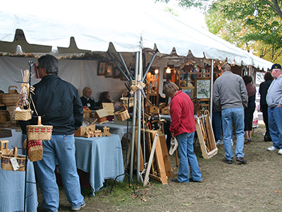 Artists' Market at Oglebayfest