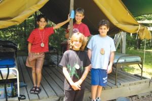 Junior Nature Camp