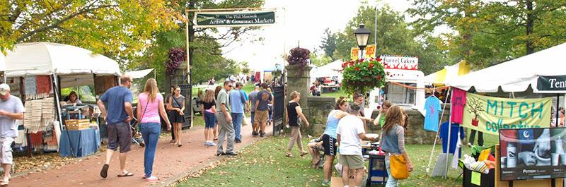 Oglebayfest Artists' Market