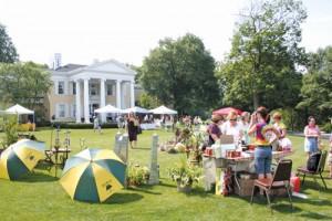 Garden Market at the Mansion Museum