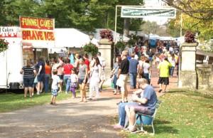 Oglebayfest Artist's & Gourmet Markets