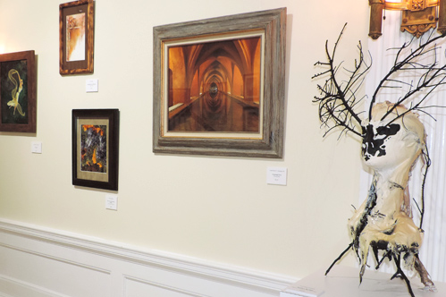 Visions and Shadows Art Exhibition