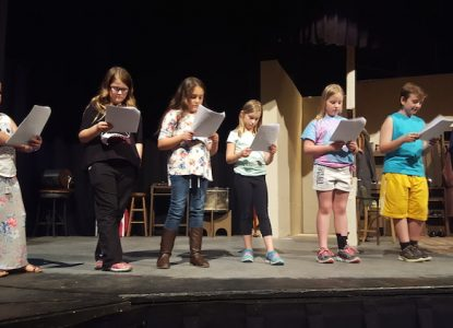 Towngate Youth Acting Classes