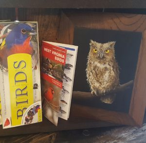 Nature-themed gifts at OI's Schrader Center.