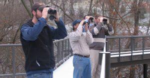 Bird Count - Schrader Center