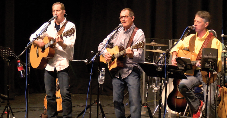 Live Music in Wheeling - Towngate Theatre presents Bridges