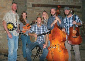 Bluegrass in Wheeling: Marsh Wheeling String Band at Stifel Center