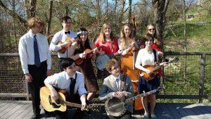 Bluegrass in Wheeling: Wheeling Park High School Bluegrass Band at Stifel Center