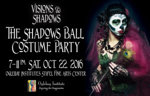 Shadows Ball Costume Party