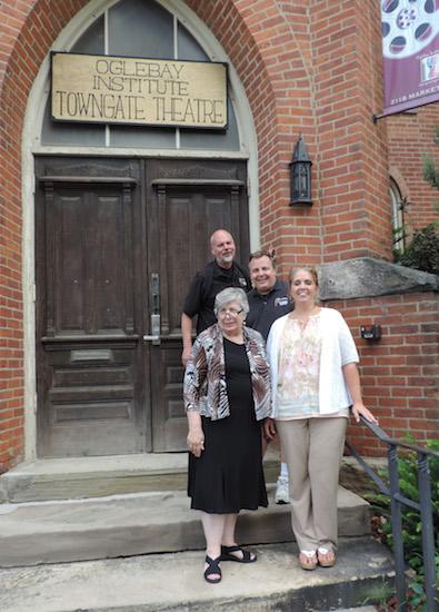 Towngate Theatre Staff