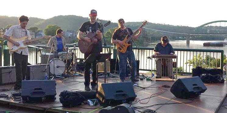 Bluegrass in Wheeling: Two Bridges at Stifel Center