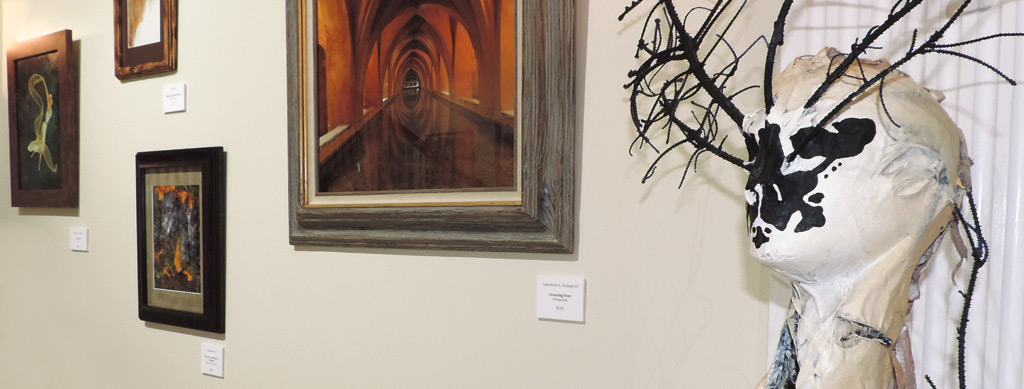Visions & Shadows Art Exhibition at the Stifel Fine Arts Center