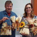 Craft Workshops at OI: Basket Weaviing