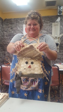 Craft Workshops at OI: Basket Weaving
