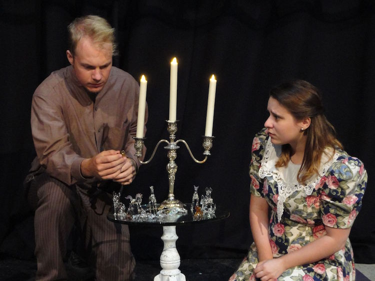 "Towngate Theatre presents ""The Glass Menagerie"""