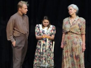 """Cast of Towngate's Production of """"The Glass Menagerie"""""""