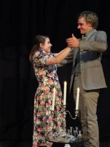 """Towngate Theatre presents """"The Glass Menagerie"""""""