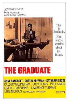 "Wheeling Film Society presents ""The Graduate"""