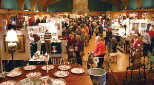 Antiques Show & Sale at Wilson Lodge, Oglebay