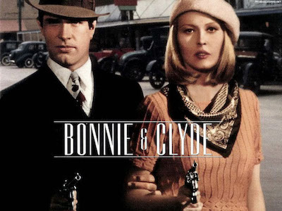 "Wheeling Film Society presents ""Bonnie & Clyde"""