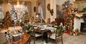 Mansion Museum Holiday Decorating Exhibit