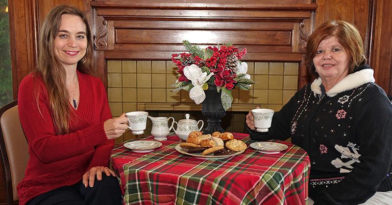 Stifel Holiday Tea