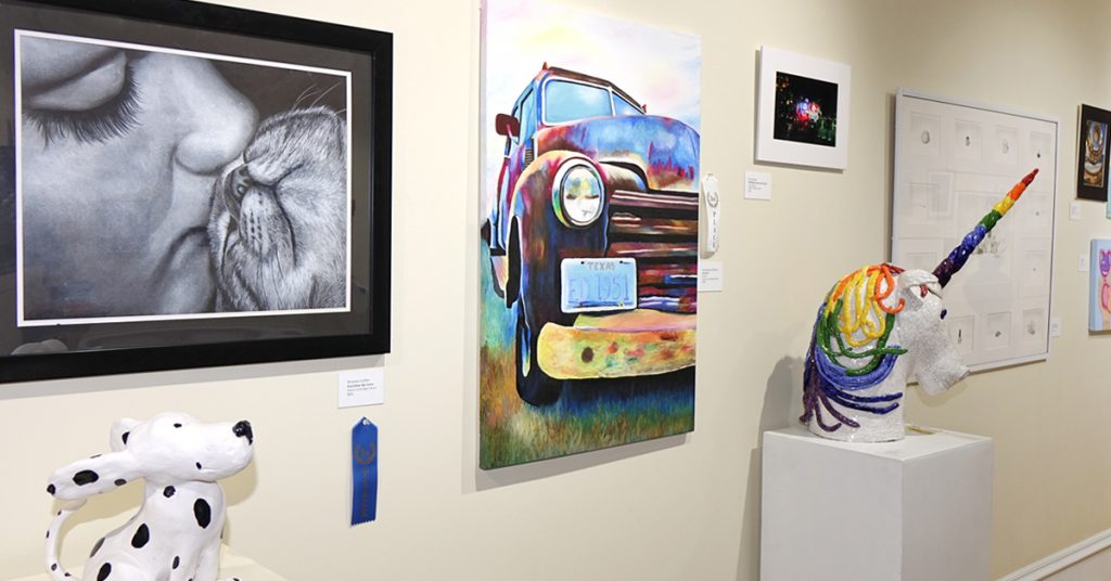 Regional Student Art Exhibition - Stifel Fine Arts Center