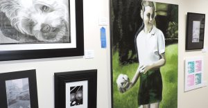 Oglebay Institute's Regional Student Art Exhibition
