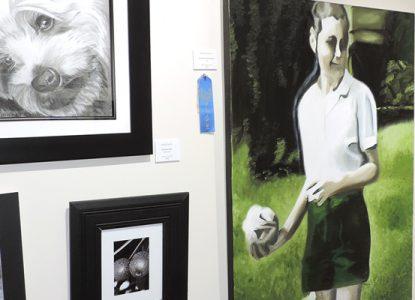 Oglebay Institute's Regional Student Art Exhibition