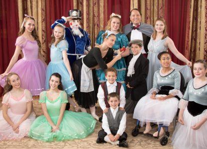 Oglebay Institute's Youth Ballet Co. presents The Nutcracker