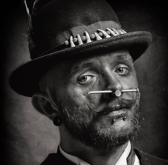 Shadows Ball at the Stifel Fine Arts Center features sideshow performances.