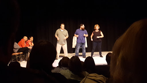 improv in Wheeling with the Left of Centre Players