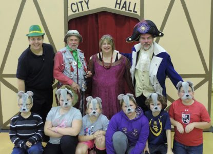 "Towngate Theatre presents ""The Pied Piper of Hamelin"""