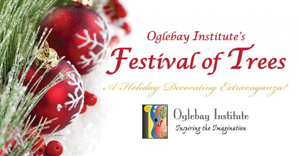 Oglebay Institute's Festival of Trees