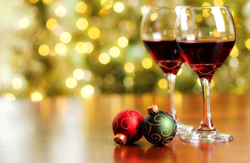 Holiday Wine Event at Stifel Mansion